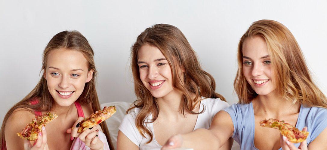 Unsere Pizzen sind…