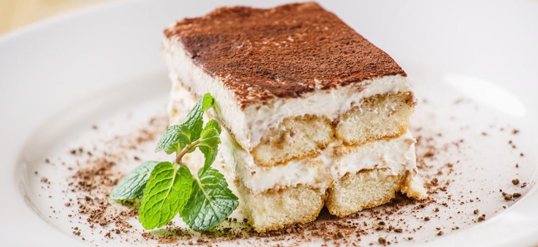 Tiramisu & Desserts